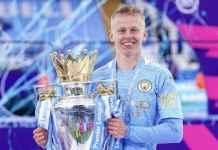 Finalis Liga Champions Termasuk Satu Dari 14 Nama Pasaran Pemain Ukraina di Euro 2020