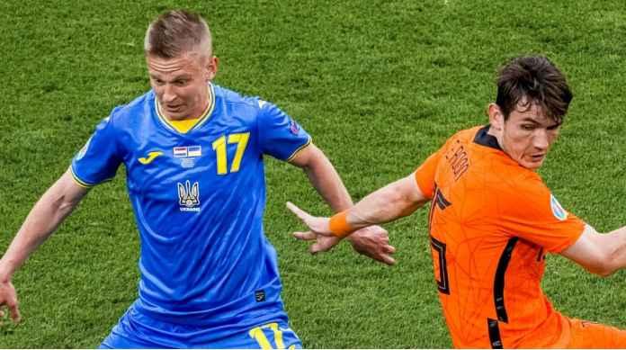 Hasil EURO 2020: Ukraina Menang Extra Time, Siap Hancurkan Inggris di Perempat Final