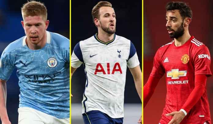 PFA Team of the Year 2021 Diumumkan, Man City Dominan, Nol Pemain Chelsea