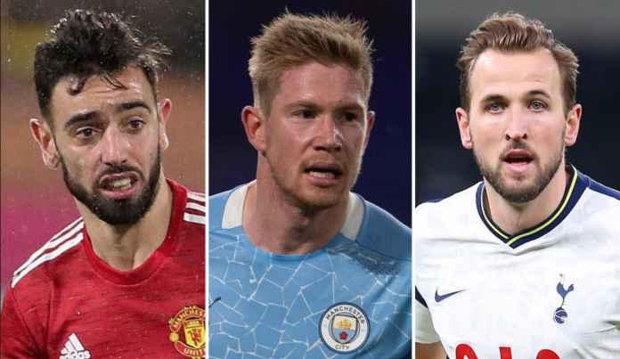 Delapan Pemain Bersaing Menangi Penghargaan Pemain Terbaik Liga Inggris 2020/21