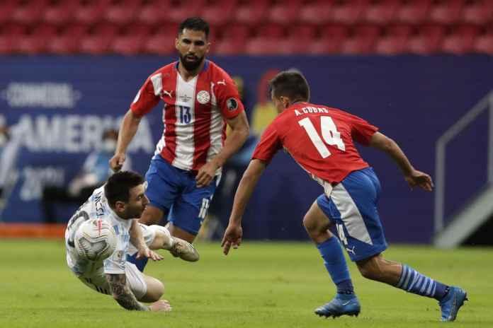 Paraguay Pede Bisa Lumat Uruguay di Copa America