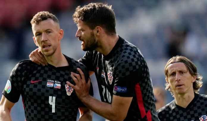 Rekor Patrik Schick & Ivan Perisic Usai Cetak Gol Dalam Laga Imbang Kroasia 1-1 Ceko