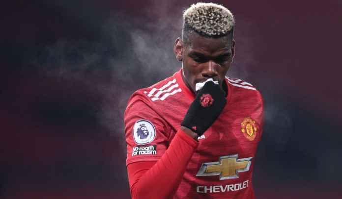 Manchester United Mulai Khawatir Paul Pogba Bakal Pergi Bebas Transfer Pada 2022