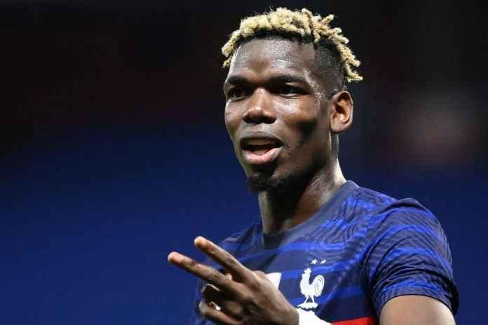 Pogba Dikritik Usai Bawa Perancis Bekuk Jerman