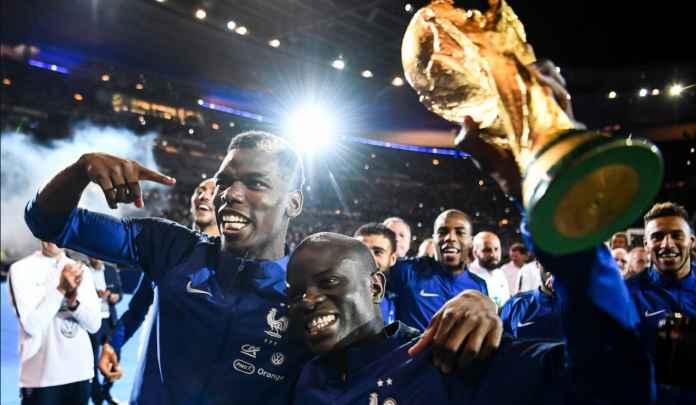 Pogba Dukung Kante Menangi Ballon d'Or 2021, Kalahkan Messi & Ronaldo