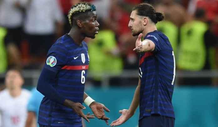 Para Pemain Prancis Bertengkar Hebat Saat Dikalahkan Swiss, Keluarganya Juga Ikutan Ribut