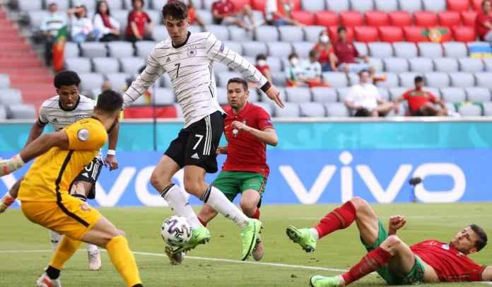 Portugal Catat Rekor Memalukan Usai Kebobolan Empat Gol Kontra Jerman