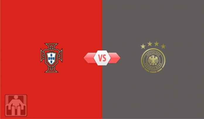 Prediksi & Berita Tim Portugal vs Jerman, Fase Grup F Euro 2020, 19 Juni 2020