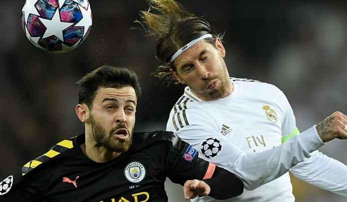 KEJUTAN! Gagal Juara Liga Champions Lagi, Man City Langsung Bajak Sergio Ramos