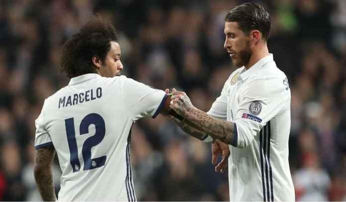 Sergio Ramos Pergi, Marcelo Jadi Kapten Asing Real Madrid Pertama Sejak 1904