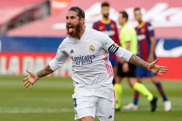Ramos Pergi, Hazard Sanjung Tinggi Bek Veteran