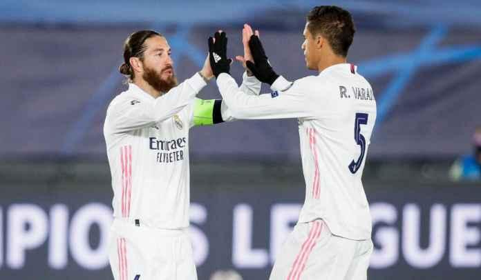 Kepergian Sergio Ramos Perumit Upaya Transfer Man Utd Untuk Raphael Varane