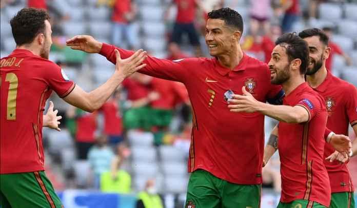 Samai Rekor Klose, Ronaldo Kini Top Skor Piala Dunia & Euro Sepanjang Masa
