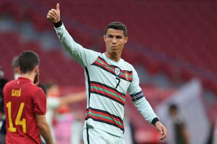 Ronaldo Akan Jadi Pelindung Portugal di Euro 2020