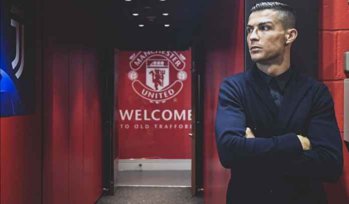 Cristiano Ronaldo Harus Mau Potong Gaji Kalau Ingin Balik ke Manchester United