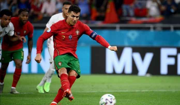 Portugal vs Prancis, Pertama Dalam Sejarah Euro Ada Tiga Penalti Dalam Satu Laga