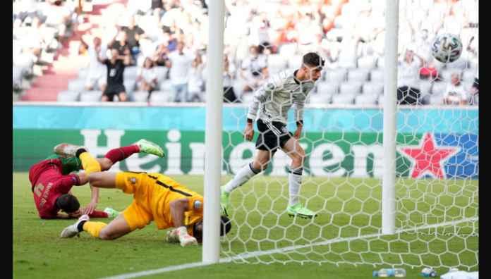 Portugal Memborong Gol Bunuh Diri No 4 dan No 5 di Euro 2020!