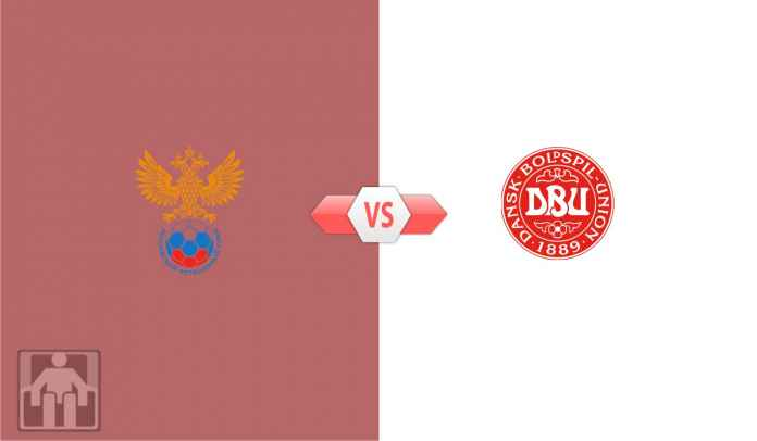 Prediksi Rusia vs Denmark, Fase Grup B Euro 2020, Selasa 22 Juni 2021