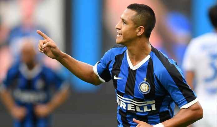 Inter Milan Ingin Buang Alexis Sanchez Demi Pangkas Gaji, Sevilla Siap Menampung
