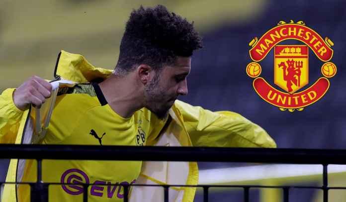 Adakan Pertemuan Rahasia, Man Utd Ajukan Tawaran Resmi Untuk Jadon Sancho Hari Ini