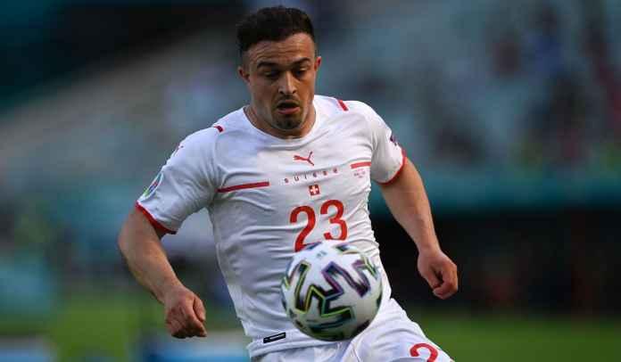 50 Persen Gol Swiss Sejak 2014 di Turnamen Besar Kini Hasil Kontribusi Xherdan Shaqiri