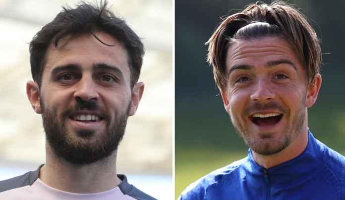 Manchester City Rela Korbankan Bernardo Silva Demi Datangkan Jack Grealish