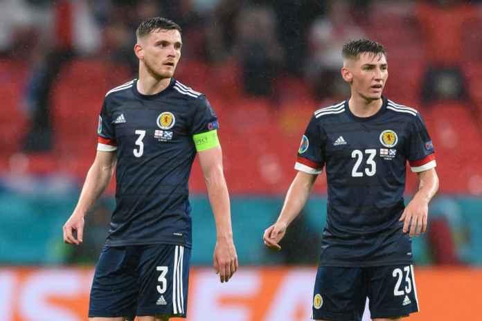 Skotlandia Jadi Juru Kunci, Robertson Beri Respons
