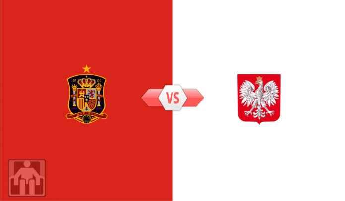 Prediksi & Berita Tim Spanyol vs Polandia, Fase Grup E Euro 2020, 20 Juni 2021