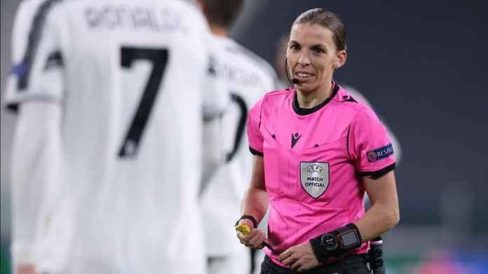 Perkenalkan Stephanie Frappart, Satu-satunya Ofisial Perempuan di Euro 2020