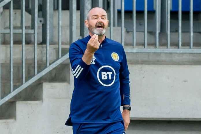 Steve Clarke Dipuji Jelang Skotlandia Tampil di Euro 2020