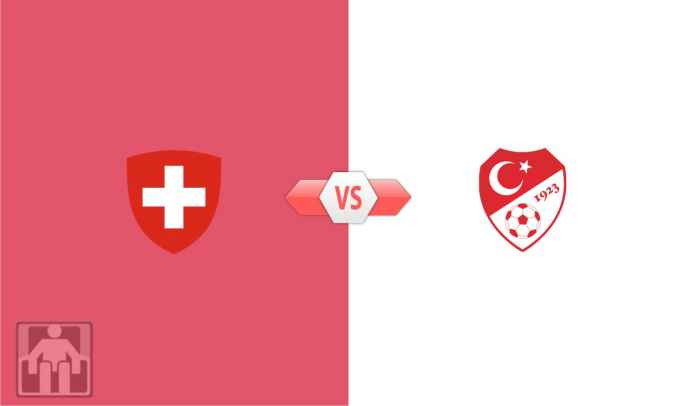 Prediksi & Berita Tim Swiss vs Turki, Fase Grup A Euro 2020, Minggu 20 Juni 2021