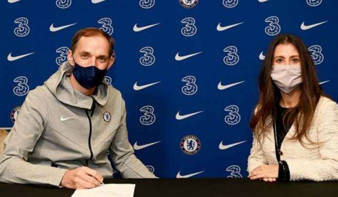 RESMI! Thomas Tuchel Perpanjang Kontrak di Chelsea Hingga 2024 Mendatang