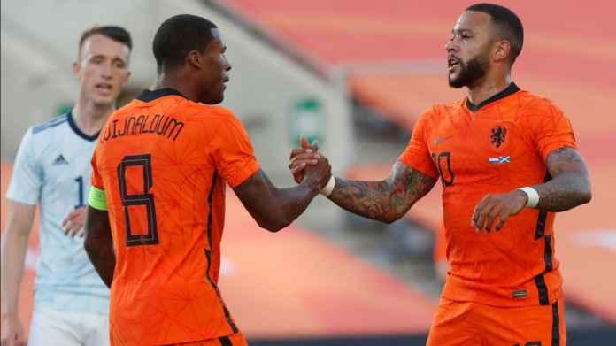 Prediksi Grup C: Kasta Terendah di Euro 2020, Belanda Dijagokan, Tapi Ukraina Akan Beri Kejutan