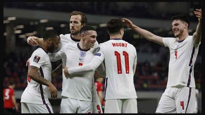 Prediksi Grup D Euro 2020: Inggris Sampai Luber Pemain Bagus, Kroasia Berpuas Diri, Sisanya Figuran
