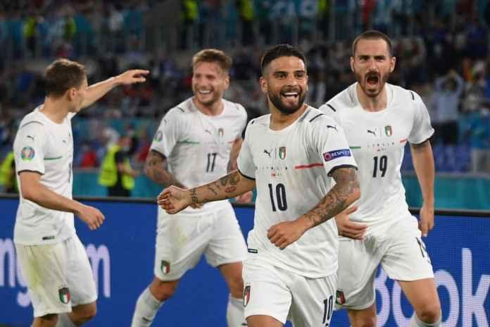 Timnas Italia Makin Pede di Euro 2020 Usai Gilas Turki