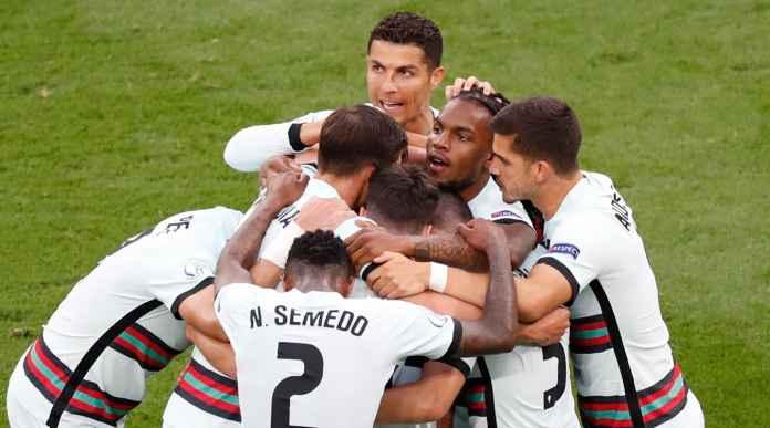 Hasil Hungaria vs Portugal di Euro 2020: Selecao Menang Ronaldo 2 Gol, Bek Dortmund Satu Gol