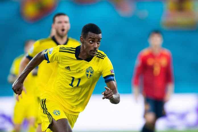 Timnas Swedia Andalkan Incaran The Gunners di Euro