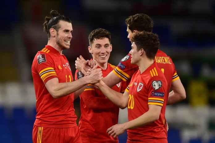 Timnas Wales Dapat Pesan Jelang Piala Eropa