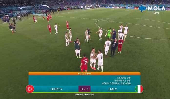 Rekor Buruk Turki, Tiap Ikut Turnamen Besar, Selalu Kalah di Laga Perdana Mereka