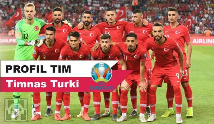 Profil Timnas Turki : Skuad Lengkap, Manajer, Taktik, Jadwal, & Prediksi di Euro 2020