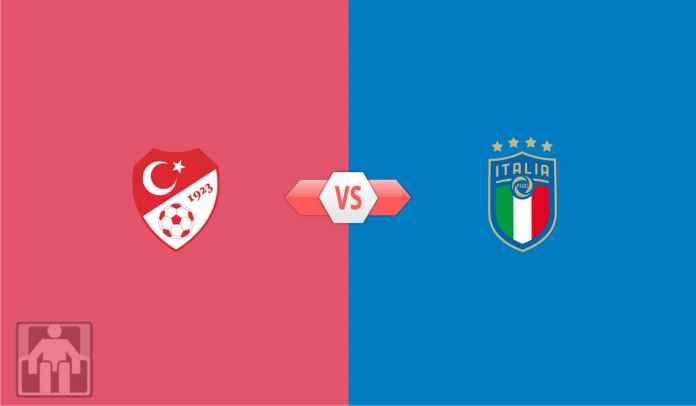Prediksi & Berita Tim Turki vs Italia, Fase Grup A Euro 2020, 12 Juni 2021