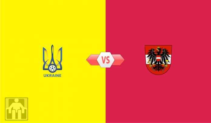 Prediksi Ukraina vs Austria, Fase Grup C Euro 2020, Senin 21 Juni 2021