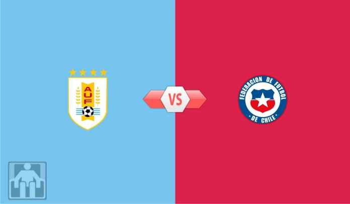 Prediksi Uruguay vs Chile, Fase Grup B Copa America 2020, Selasa 22 Juni 2021
