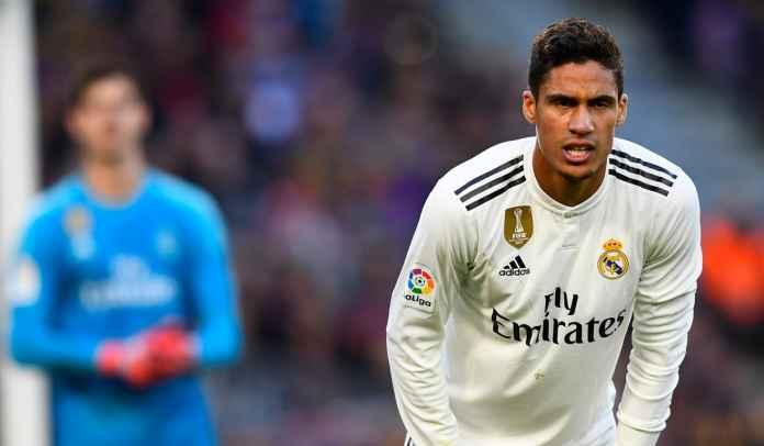 Chelsea & City Saingi Man Utd Dapatkan Raphael Varane, Real Madrid Patok Harga Segini