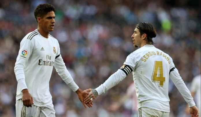 Sergio Ramos Resmi Pergi, Begini Nasib Transfer Raphael Varane ke Manchester United