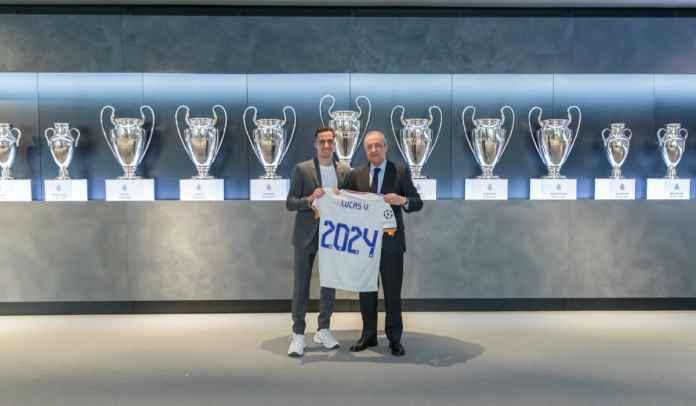 RESMI! Lucas Vazquez Perpanjang Kontrak di Real Madrid Hingga Musim Panas 2024