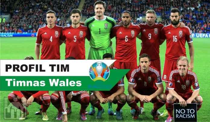 Profil Timnas Wales : Skuad Lengkap, Manajer, Taktik, Jadwal, & Prediksi di Euro 2020
