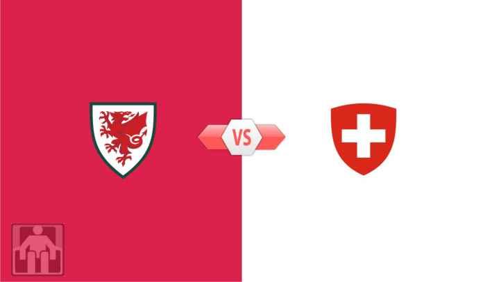 Prediksi & Berita Tim Wales vs Swiss, Fase Grup A Euro 2020, 12 Juni 2021