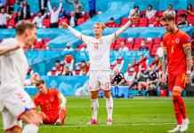 Skuad Gareth Bale Hanya Kebobolan 2 Gol Dari Tiga Laga Grup, Malah Kemasukan 4 Gol Pada 16 Besar Euro 2020