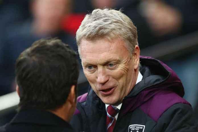 West Ham United Pede Pertahankan David Moyes